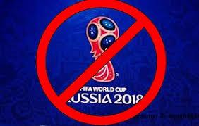 лишение России права проведения ЧМ по футболу в 2018 году